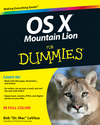 OS X Mountain Lion For Dummies (1118461991) cover image
