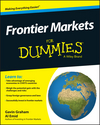 Frontier Markets For Dummies (1118615891) cover image