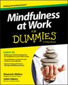 Mindfulness at Work For Dummies (1118727991) cover image