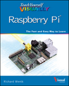 Teach Yourself VISUALLY Raspberry Pi (1118768191) cover image