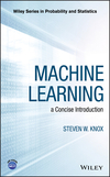 thumbnail image: Machine Learning: a Concise Introduction
