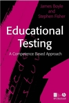 thumbnail image: Educational Testing A Competence-Based Approach