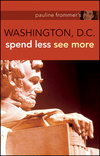 Pauline Frommer's Washington D.C., 2nd Edition