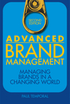 Advanced Brand Management: Managing Brands in a Changing World, 2nd Edition (0470824492) cover image