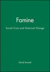 Famine: Social Crisis and Historical Change (0631151192) cover image