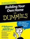 Building Your Own Home For Dummies (0764557092) cover image