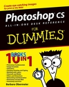 Photoshop CS All-in-One Desk Reference For Dummies (0764559192) cover image