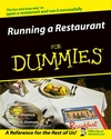 Running a Restaurant For Dummies (1118053192) cover image