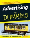 Advertising For Dummies, 2nd Edition (1118068092) cover image