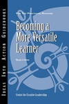 Becoming a More Versatile Learner (1118155092) cover image