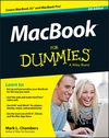MacBook For Dummies, 4th Edition (1118231392) cover image