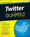 Twitter For Dummies, 3rd Edition (1118960092) cover image