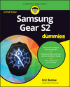 Samsung Gear S2 For Dummies (1119279992) cover image