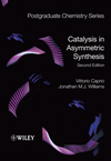 Catalysis in Asymmetric Synthesis, 2nd Edition (1405175192) cover image