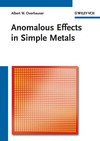 Anomalous Effects in Simple Metals (3527408592) cover image