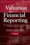 Valuation for Financial Reporting: Fair Value, Business Combinations, Intangible Assets, Goodwill and Impairment Analysis, 3rd Edition (0470534893) cover image