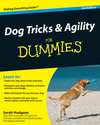 Dog Tricks and Agility For Dummies, 2nd Edition (0470539593) cover image