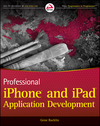 Professional iPhone and iPad Application Development (0470878193) cover image
