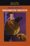 Fundamentals of Semiconductor Fabrication (0471232793) cover image