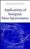 thumbnail image: Applications of Inorganic Mass Spectrometry