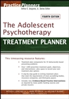 The Adolescent Psychotherapy Treatment Planner, 4th Edition (0471785393) cover image