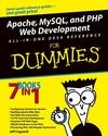 Apache Mysql And Php Web Development All In One Desk