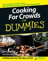 Cooking For Crowds For Dummies (0764584693) cover image