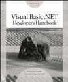 Visual Basic .NET Developer's Handbook (0782128793) cover image