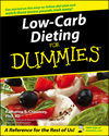 Low-Carb Dieting For Dummies (1118068793) cover image