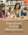 Educational Testing and Measurement, 11th Edition (1119228093) cover image
