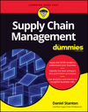 Supply Chain Management For Dummies (1119410193) cover image