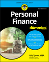 Personal Finance For Dummies, 9th Edition (1119517893) cover image