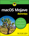 macOS Mojave For Dummies (1119520193) cover image