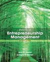 Patterns of Entrepreneurship Management, 4th Edition (EHEP002493) cover image