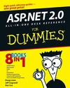 ASP.NET 2.0 All-In-One Desk Reference For Dummies (0470052694) cover image