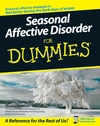 Seasonal Affective Disorder For Dummies (0470139994) cover image
