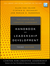 The Center for Creative Leadership Handbook of Leadership Development, 3rd Edition (0470387394) cover image