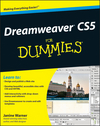 Dreamweaver CS5 For Dummies (0470646594) cover image
