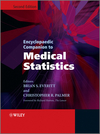 Encyclopaedic Companion to Medical Statistics, 2nd Edition (0470684194) cover image