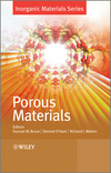 Porous Materials (0470997494) cover image