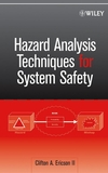 Hazard Analysis Techniques for System Safety (0471720194) cover image