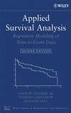 thumbnail image: Applied Survival Analysis: Regression Modeling of Time to Event Data, 2nd Edition