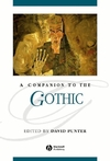 A Companion to the Gothic (0631231994) cover image