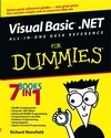 Visual Basic.NET All-In-One Desk Reference For Dummies   (0764525794) cover image