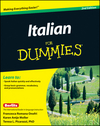 Italian For Dummies, 2nd Edition (1118138694) cover image
