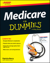 Medicare For Dummies (1118805194) cover image