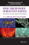 thumbnail image: Ionic Liquid-Based Surfactant Science: Formulation, Characterization, and Applications