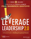 Leverage Leadership 2.0: A Practical Guide to Building Exceptional Schools (1119496594) cover image