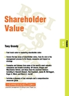 Shareholder Value (1841122394) cover image