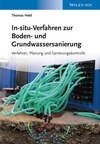 thumbnail image: In-situ-Verfahren zur Boden- und Grundwassersanierung: Planung, Verfahren und Sanierungskontrolle